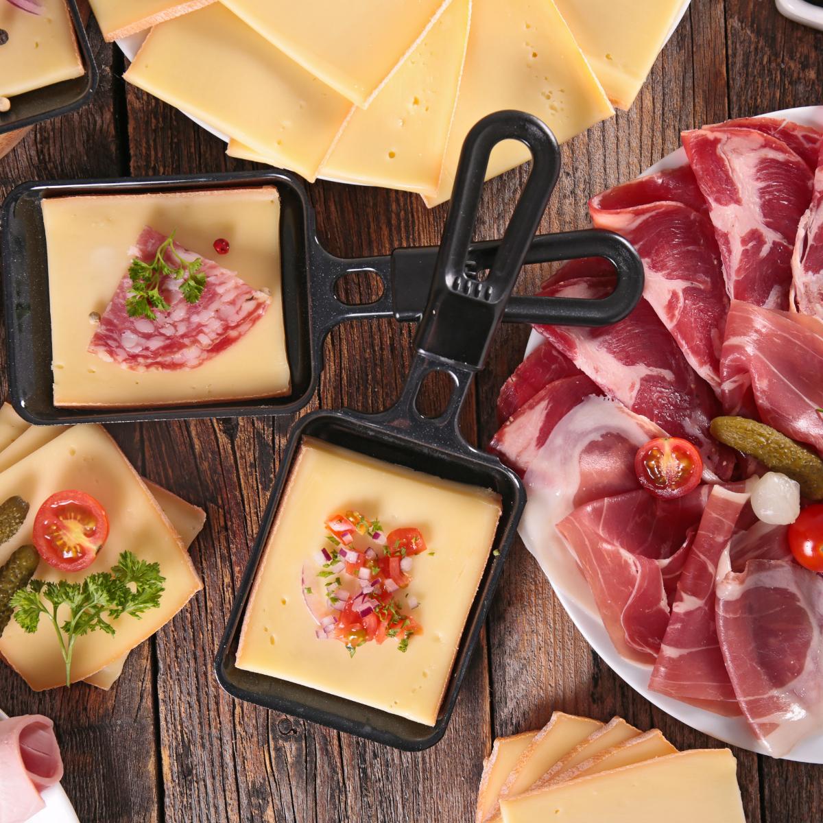 Article raclette fromage Aline Rédaction web