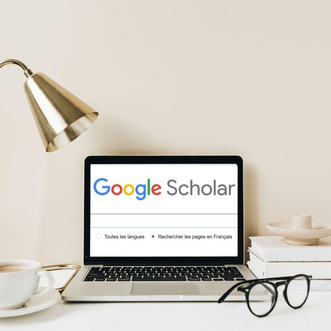 trouver des sources fiables avec Google Scholar