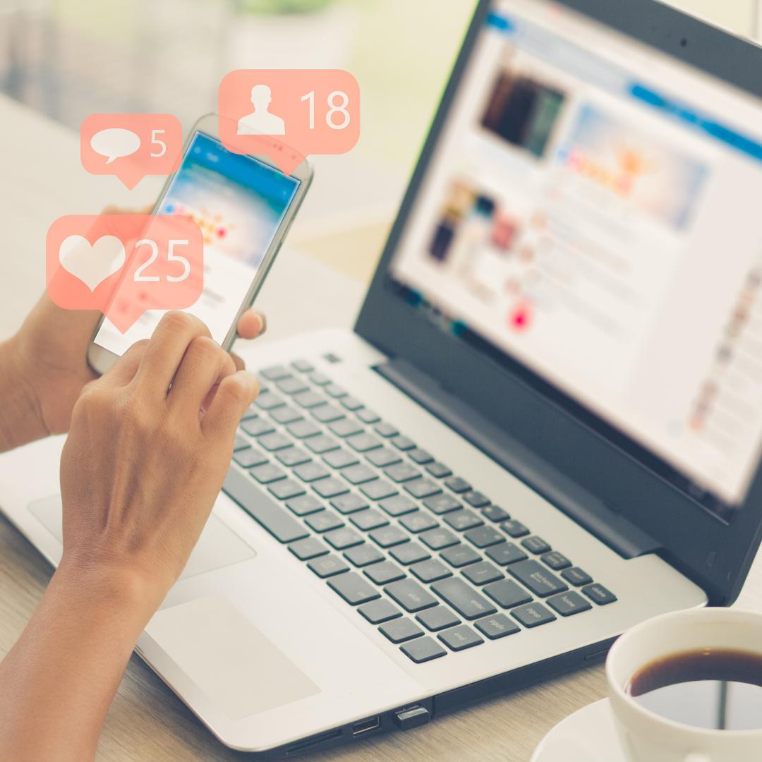 marketing digital réseaux sociaux rédaction web